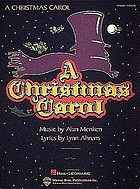 Madison Square Garden presents A Christmas carol : a new musicalA Christmas carol : a new musical : piano-vocal