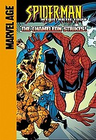 Spider-Man and Fantastic Four in The chameleon strikes!