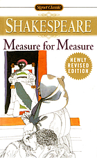 Measure for measure : with new and updated critical essays and a revised bibliography