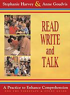 Read, write and talk a practice to enhance comprehension