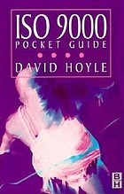 ISO 9000 pocket guide