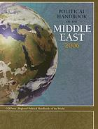 Political handbook of the Middle East 2006
