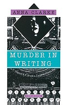 Murder in writing