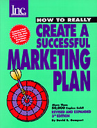 Inc. magazine presents how to really create a successful marketing plan
