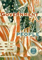 Government by the people; the dynamics of American National, State, and local government