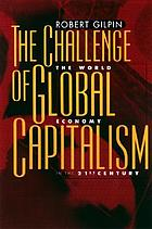 The challenge of global capitalism : the world economy in the 21st century