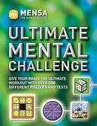 The ultimate mental challenge