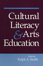 Cultural literacy & arts education