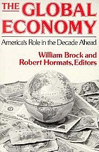 The Global economy : America's role in the decade ahead