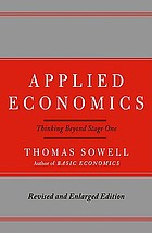 Applied economics : thinking beyond stage one