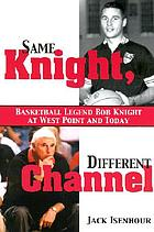 Same Knight, different channel : basketball legend Bob Knight at West Point and today