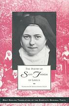 The poetry of Saint Thérèse of Lisieux
