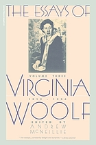 The essays of Virginia Woolf, vol. III : 1919-1924