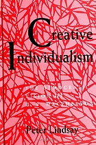 Creative individualism : the democratic vision of C.B. Macpherson
