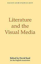Literature and the visual media