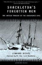 Shackleton's forgotten men : the untold tale of an Antarctic tragedy