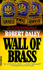Wall of brass : a novel