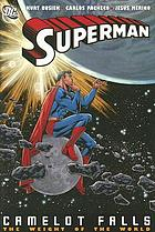 Superman. the weight of the world