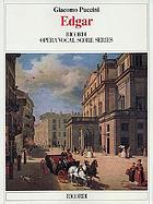 Edgar : dramma lirico in tre atti di Ferdinando Fontana