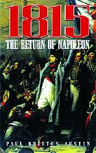 1815 : the return of Napoleon