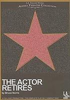 The actor retires