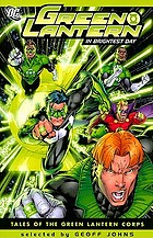 Green Lantern in Brightest day : tales of the Green Lantern Corps