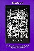 Babylon : a novel