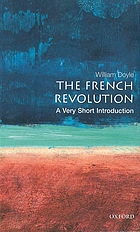 The French Revolution : a very short introduction