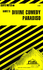 The divine comedy, Paradiso : notes ...