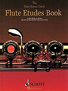 The Mary Karen Clardy flute etudes book : 51 etudes in all keys