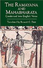 The Ramayana, and the Mahabharata