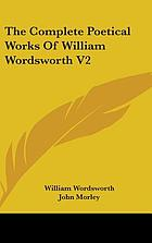 The complete poetical works of Wordsworth
