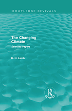The changing climate: selected papers