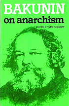 Bakunin on anarchy