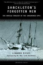Shackleton's forgotten men