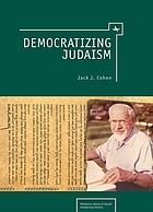 Democratizing Judaism