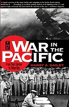 The war in the Pacific : from Pearl Harbor to Tokyo Bay