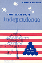 The War for Independence, a military history