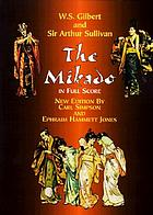 The Mikado in full score