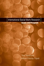 International social work research : issues and prospects