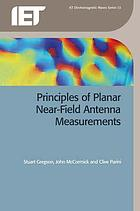 Principles of planar near-field antenna measurements