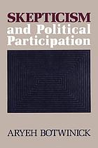 Skepticism and political participation