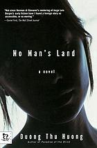 No man's land : a novel