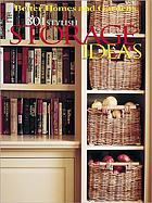 301 stylish storage ideas