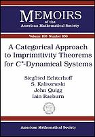 A categorical approach to imprimitivity theorems for C*-dynamical systems
