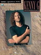 Kenny G : a study of his compositions and playing style