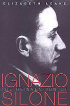 The reinvention of Ignazio Silone