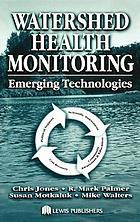 Watershed health monitoring : emerging technologies