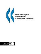Human capital investment : an international comparison
