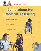 Pearson's administrative medical assisting
